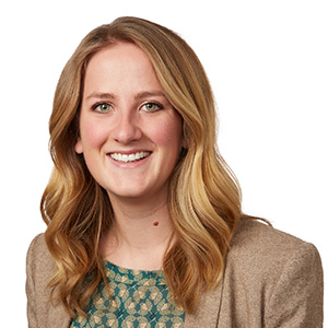 Olivia Duenow, Senior Consultant and BRG Lead