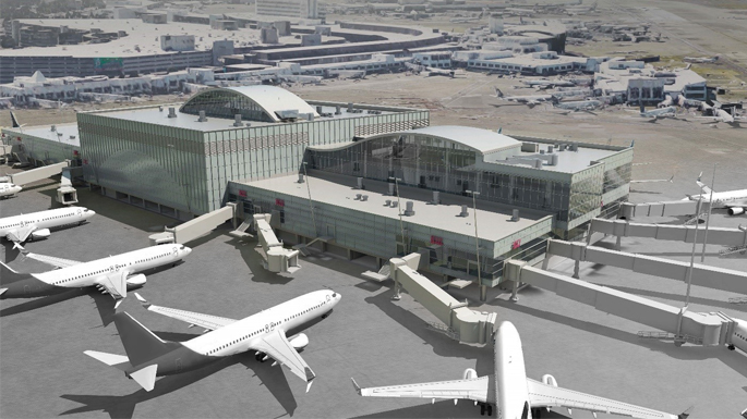 Airport Terminal Renovations